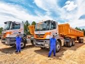 Plant vehicles (Trucks & Trailers)