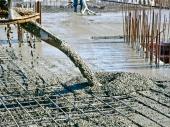 Concrete and mortar