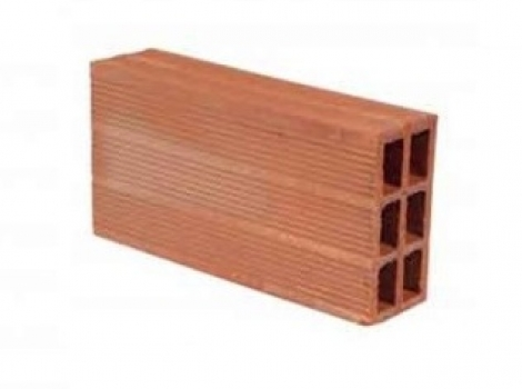 Porotherm Block - 4 Inches (Horizontally Perforated)