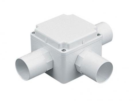 Adaptor Box 38mm Square