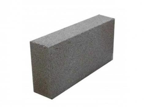 Solid Concrete Blocks - 4 Inches