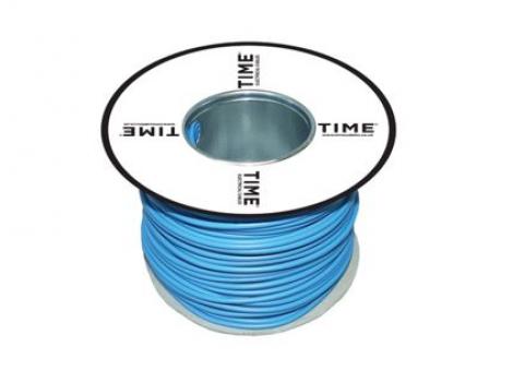 Pitacs 1.5mm² Single Core Conduit Wiring 6491X Blue 100m