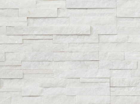 ARCTIC WHITE SHADOWSTONE PANEL/ Slate
