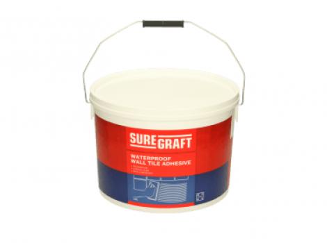 Suregraft Waterproof Tile Adhesive 10L
