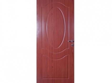 Classic Series -Imported light- Flush Doors (Red Walnut)