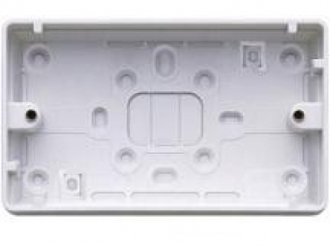 2 X 4 M Plastic Surface Box