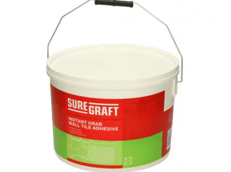 Suregraft Non Slip Tile Adhesive 10L
