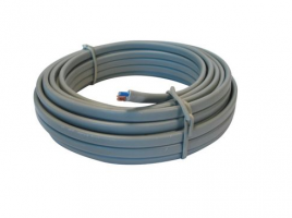 Twin & Earth Cable 6242Y Grey 10m