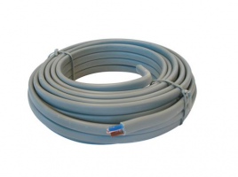 Twin & Earth Cable Grey 2.5mm x 10m