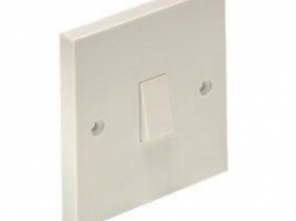 Light Switch 10 Amp 1 Gang 2 Way
