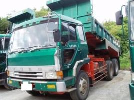 White washed sand (Lwera)- Fuso Truck