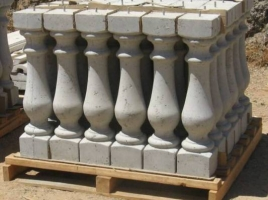 Cement Baluster