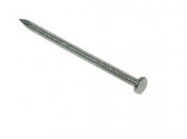 Galvanised Round Wire Nails 75mm 1Kg