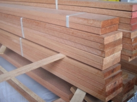 90 X 19 TIMBER DECKING – NON REEDED