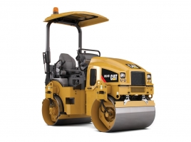 Utility Compactor (per hour)