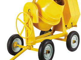 Concrete mixer - Rental