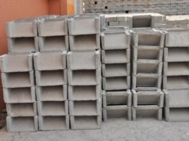 Concrete Block Louvers