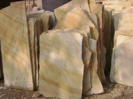 Camel Dust Sandstone Flagstone Pavers