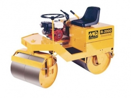 1 Ton Ride-On Static Roller ( Per Hour)