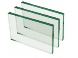 Clear float glass ( Various sizes)