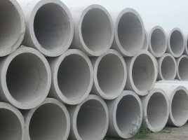 Concrete Culverts 75mm ( Round reinforced concrete pipes )