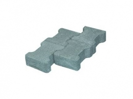 Double-T Paving Stone