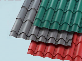 Eurotile Profile Sheets
