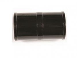 General Purpose 168mm Duct Coupler Black