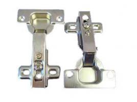 Hinges Concealed Sprung Nickel Plated 35mm Pack of 2