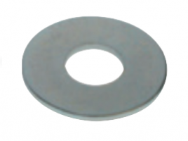 M6x30mm BZP Steel Penny Repair Washer