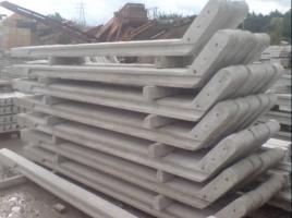 Slotted Crank Arm -Concrete Fencing Poles