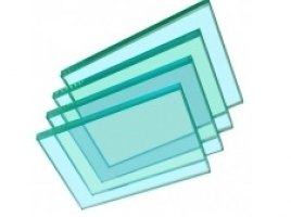 Clear Tempered glass ( Various sizes)